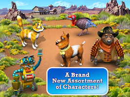 Screenshot of Farm Frenzy 3: American Pie