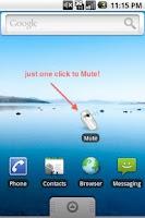 Screenshot of Mute.