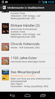 Screenshot of Rinteln App