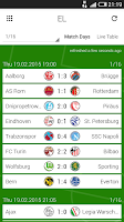 Screenshot of GoalAlert Bundesliga Pro 14/15