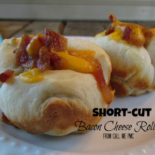Short-cut Bacon and Cheddar Rolls / Call Me PMc