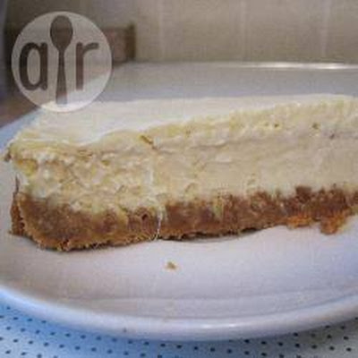 Lemon And Ginger Cheesecake