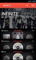 Screenshot of INFINITE destiny for dodol pop