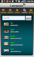 Screenshot of Thai Talk of the Town