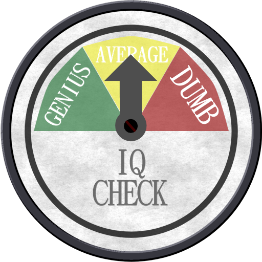 IQ檢查(掃描儀/檢測器) 娛樂 App LOGO-APP試玩
