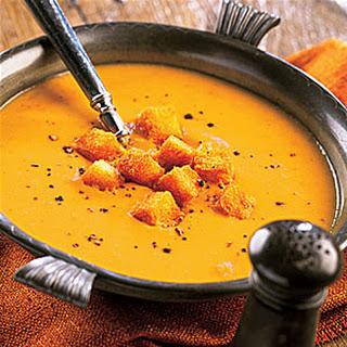 Pumpkin Soup Fresh Pumpkin Recipes