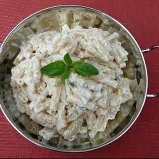 Macaroni Cheese Pasta Salad Recipes