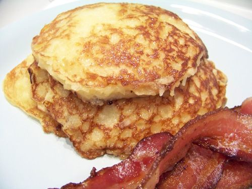 Other People's Food: Heidi's Coconut Macaroon Pancakes