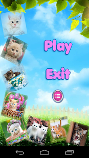 Cats Funny Puzzle - screenshot
