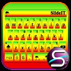 SlideIT Reggae Skin icon
