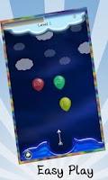Screenshot of Arrows v.s Balloons