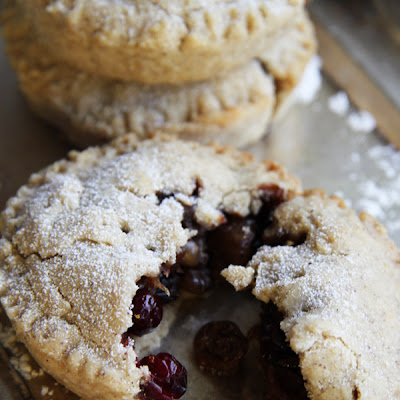 Vegan Mince Pies with a Rich home made Filling