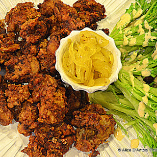 Spicy Fried Crispy Chicken Livers