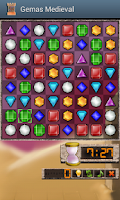 Screenshot of Gems Medieval