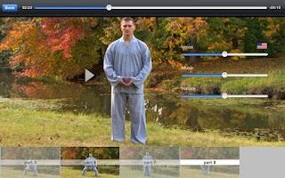Screenshot of Qi-Gong
