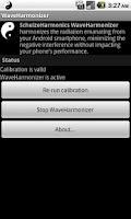 Screenshot of WaveHarmonizer