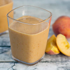 Peach Apricot Smoothie