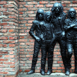 Ramones by Ivan Brnčić - Buildings & Architecture Statues & Monuments