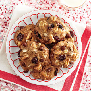 Chocolate Chip–Walnut Cookies