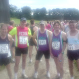 Link to gallery for James Herriot Country Trail Race