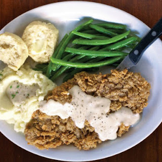 Robb Walsh's Southern-Style Chicken-Fried Steak