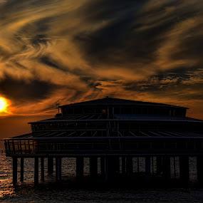 Sunset by Paulus Soegriemsingh - Landscapes Sunsets & Sunrises (  )