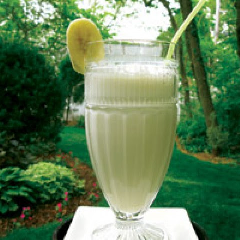 Banana Ginger Energy Smoothie