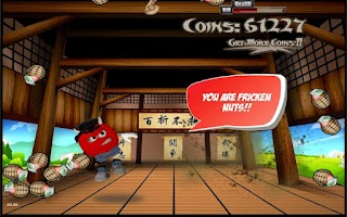 Screenshot of Punching Buddy FREE