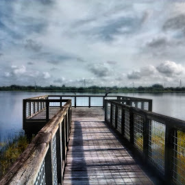 Dock before the storm by Christa Miller - Instagram & Mobile Android