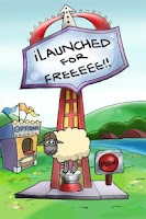 Screenshot of Sheep Launcher Freee!