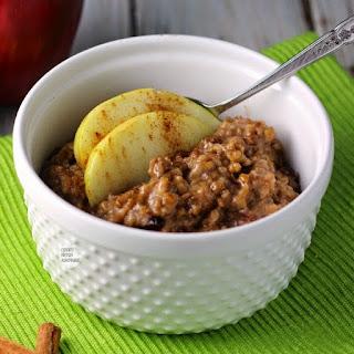 Crock Pot Oatmeal With Apple Juice Recipes
