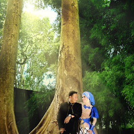 wedding by Boy Junior - People Couples ( wedding photography, prewedding, couple, Wedding, Weddings, Marriage )