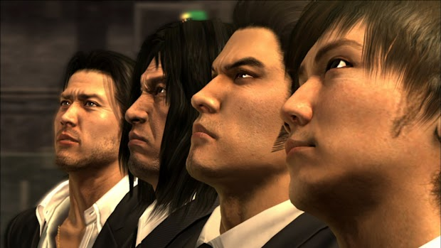 New Yakuza game in the works for PS4 and PS3