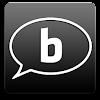Black for Facebook Messenger