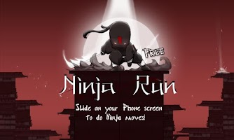 Screenshot of Ultimate Ninja Run Game