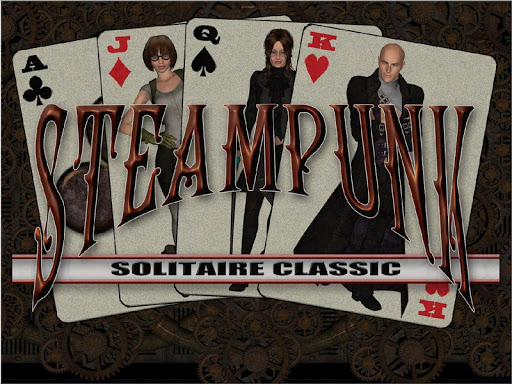 Steampunk Solitaire Classic - screenshot