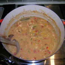 Crawfish & Shrimp Etouffee