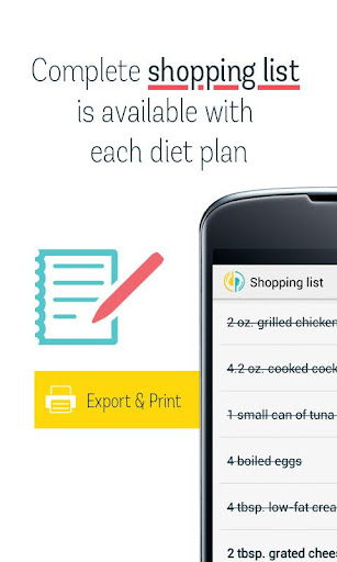 diet-point-weight-loss for android screenshot