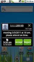 Screenshot of Flying alarm clock
