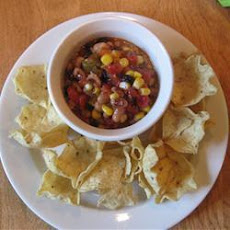 Black Eyed Bean Salsa