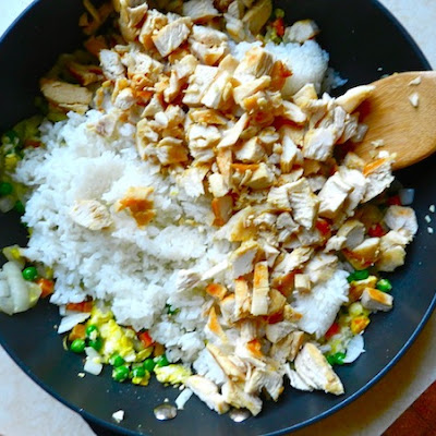 Better-Than-Takeout Chicken Fried Rice