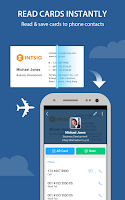 Screenshot of CamCard Free - Business Card R