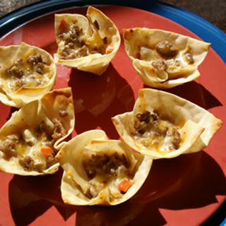 Wonton Wrapper Fillings Recipes