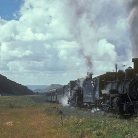 Dalton N.M. by Claes Wåhlin - Transportation Trains ( d&rgw, dalton, k37, k27, cumbres & toltec )