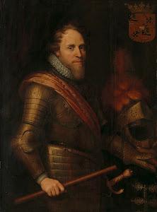 RIJKS: workshop of Michiel Jansz. van Mierevelt: painting 1613