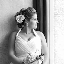by Aj Nelson - Wedding Bride
