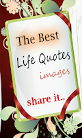 Screenshot of The Best Life Quotes Images
