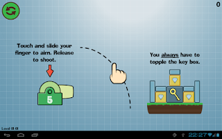 Screenshot of Box Topple - Knockdown!