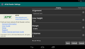 Screenshot of eLibrary Manager Basic