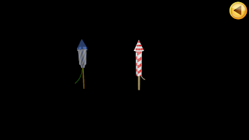 Screenshot of Firework Fun 3D